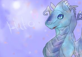 Silver Hito by Dolphinfreakiii