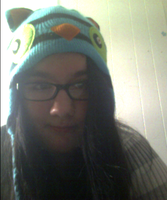 Wearing my Hat by AT-Marceline