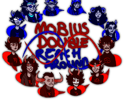 Mobius double reacharound by Magdaneela