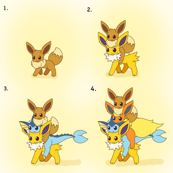 And then there was Eevee by PKM-150
