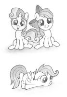 Lethal dose of adorableness by Agamnentzar
