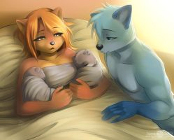 Welcome little ones by Tsuki-to-Hoshi