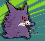 Gengars just cant resist by PhoenixG2