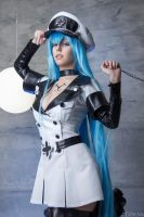 Akame ga KILL! - Esdeath Cosplay by Dzikan