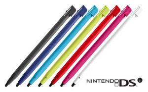 NintendoDS Stylus for CursorFX by fzero