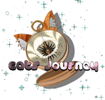 Cats Journey Logo by katsarayuki