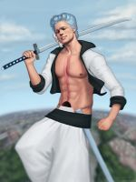 Grimmjow by LeoNeal-CP