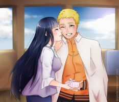 NaruHina - You forgot this. by szyszke