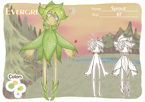 EvG :: Sprout by McNagi