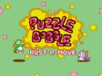 Pixel Puzzle Bubble Wallpaper by raulcomash