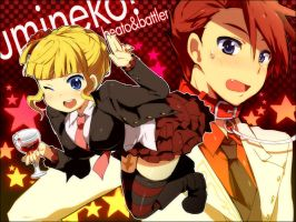beato and battler by KL-chan