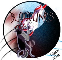 bloodlines wolves by Ligax