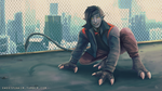 Nightcrawler by MoonlightTheWolf