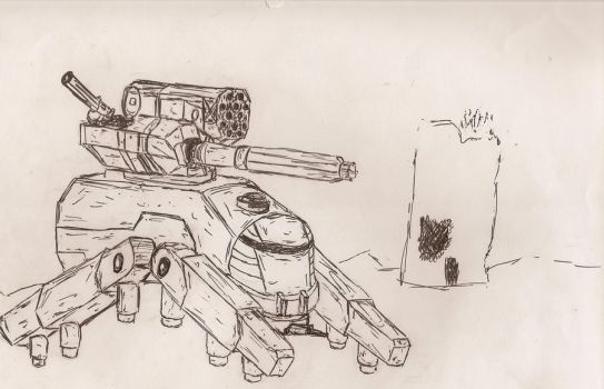 Quest for a request: Hover tank by Pyrotactick