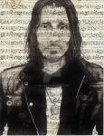 Myles Kennedy (Color) by NINTR