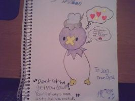 Get Well Soon from Drifloon by BlooDaBeast