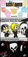 Soul Eater Meme....OF DEATH by xStarxWolfx
