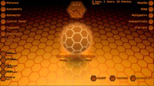 Rainmeter HexaMesh Overcharged [V.2.0] by ColdDamage