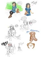 Kili's Teddy Bear Story 3/4) by youyanwuzhu
