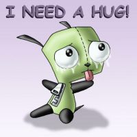 Gir needs a hug. by manicsfan