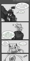 TFS Audition Part Two Page One by Overshadowed