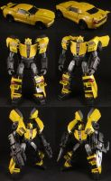 Custom Generations Bumblebee by Solrac333