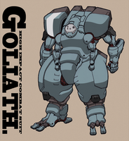 Goliath by Greenstuff-Alex