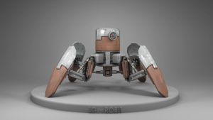 SG - Robit Render by SteveGibson