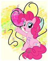 Pinkie Pie by pinkcupcake17