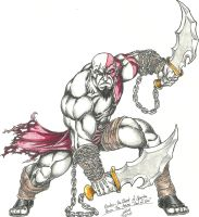 Kratos by jlbhh1977