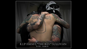 Tribute to the Rev by DraconicX