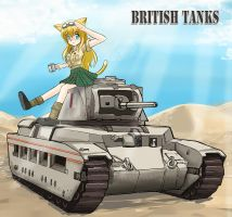 british tank *3* by bat11