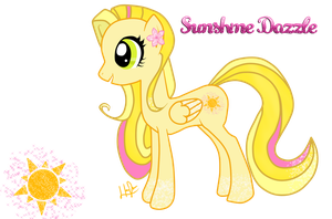 Sunshine Dazzle by GlitteredWing