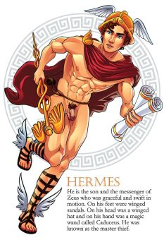 Hermes by goyong