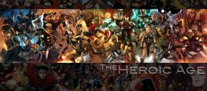 The Heroic Age Wallpaper by fullofmetal