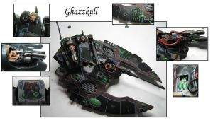 Looted Black Falkon by Dgs-Krieger