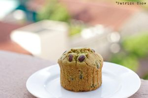Matcha cupcake 1 by patchow