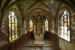 Chapelle de la rose 13 by yanshee