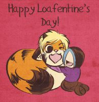 Happy Loafentines Day by angieness