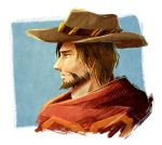 Speedpaint McCree by NalinSketch