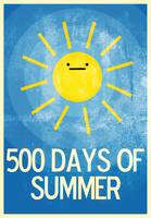 500 Days of Summer Poster by jxtutorials