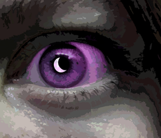 Night Vale Eye by RanebowStitches