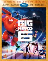 Disney's Big Hero 6: Ultimate Collector's Edition by Polyrhythms
