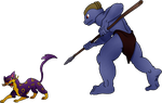 Machoke as TARZAN 2 (transparent background) by PoKeMoN-Traceur