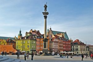 Old Town Warsaw 2 by CitizenFresh