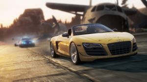 Audi R8 Most Wanted 2012 by RyuMakkuro