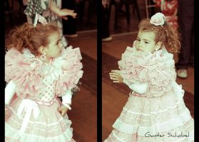 The lil Spanish dance by GunterSchobel