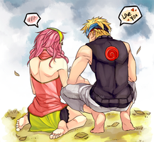 Naruto: Everyday Love - Confessions by Kaleta