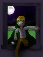 GGS--Through the Window by Keah59