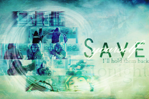 Save yourself... by FeeDouce